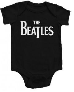 Beatles Eternal Black-body til babyer