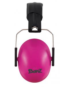 BabyBanz Høreværn i pink – Børn