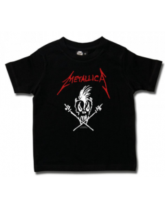 Metallica T-shirt til børn | Scary Guy