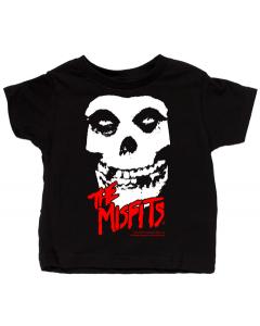Misfits T-shirt til baby | Skull