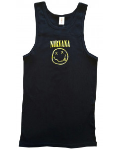 Nirvana-tanktop | Smiley