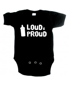 body til babyer Cool loud and proud