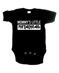 metal body til babyer Mommy's little Metalhead