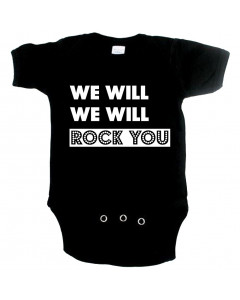 body til babyer Cool we will Rock you