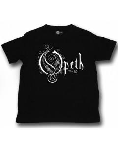 Opeth T-shirt til børn