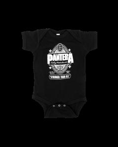 Pantera Onesie til børn | Stronger Than All