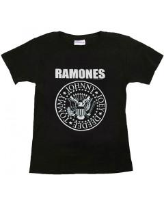 Ramones T-shirt til børn | Logo White