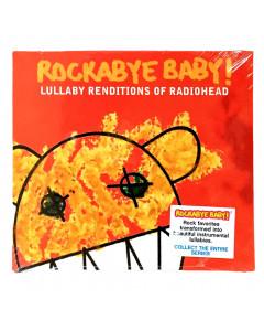 Radiohead Rockabyebaby-cd