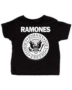 Ramones T-shirt til børn | Full White