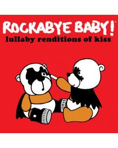 Kiss Rockabyebaby-cd