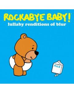 Blur Rockabyebaby-cd