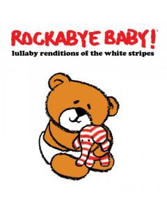 White Stripes Rockabyebaby-cd