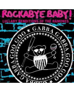 Ramones Rockabyebaby-cd