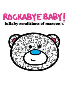 Maroon 5 Rockabyebaby-cd