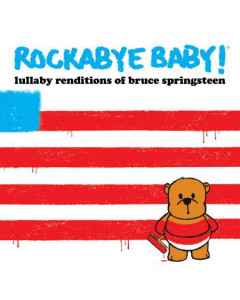 Bruce Springsteen Rockabyebaby-cd