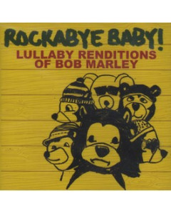 Bob Marley Rockabyebaby-cd