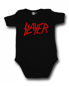 Slayer Logo-body til baby | Baby-metal