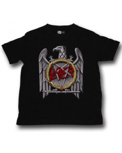 Slayer T-shirt til børn | Silver Eagle