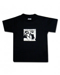 Sonic Youth T-shirt til baby | Black Goo