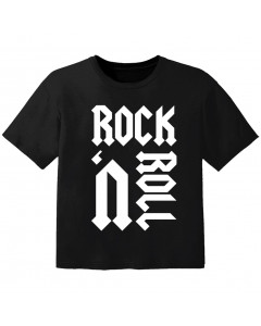 Rock T-shirt til børn Rock 'n' roll