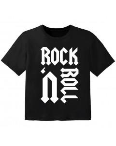 Rock T-shirt til børn Rock 'n' roll