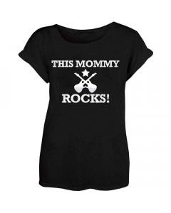 Rock Mors T-shirt This Mommy Rocks