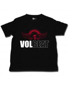 Volbeat T-shirt til børn | Skullwing
