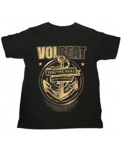 Volbeat T-shirt til børn | Seal the deal