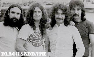 Black Sabbath rock baby tøj