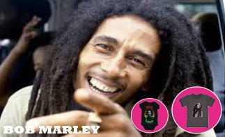Bob Marley rock baby tøj
