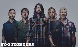 Foo Fighters rock baby tøj