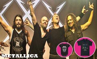 Metallica rock baby tøj