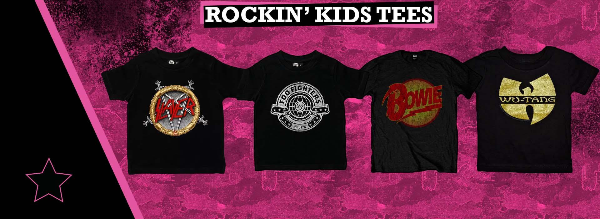 Metallica baby tøj